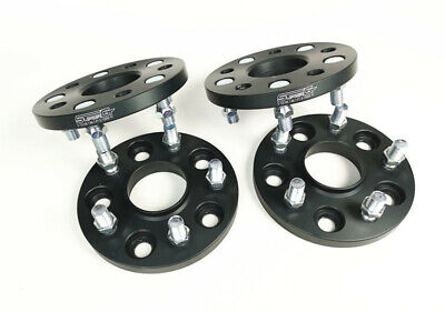 Super GT 45mm Hubcentric Wheel Spacers For Nissan 5x114.3