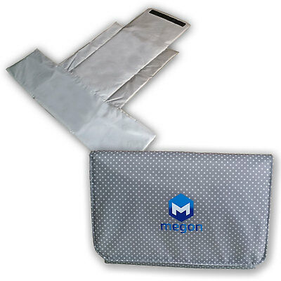 Brand New Soft Padded Deluxe Large Baby Changing Mat Waterproof Mats Water Proof