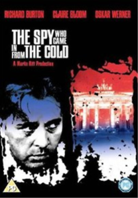 Oskar Werner, Richard Burton-Spy Who Came in from the Cold DVD NEUF