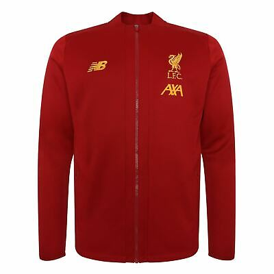 Liverpool FC Red Mens Football Training Pre Game Jacket 19/20 LFC Official