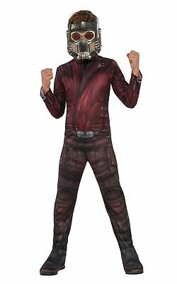 Star Lord boys Costume Kids Guardians of the galaxy Fancy Dress Outfit Licensed