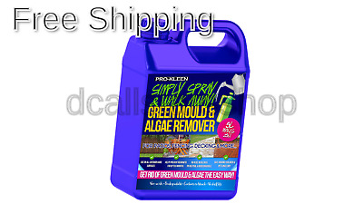 PRO-KLEEN CLEANER MOSS Killer Green Mould and Algae Remover Concentrate for  P