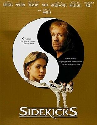 Sidekicks DVD
