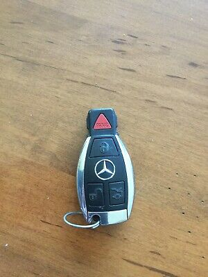 VIRGIN SMART KEY For Mercedes Benz Brand New Chip Remote Alarm Eis