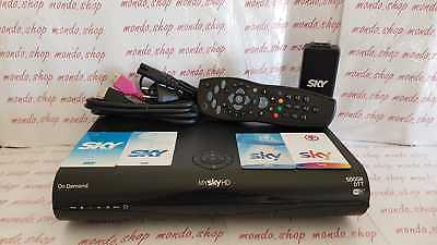 decoder my sky hd dps5002ns wifi combo digitale cavo hd LEGGE TUTTE LE SCHEDE HD