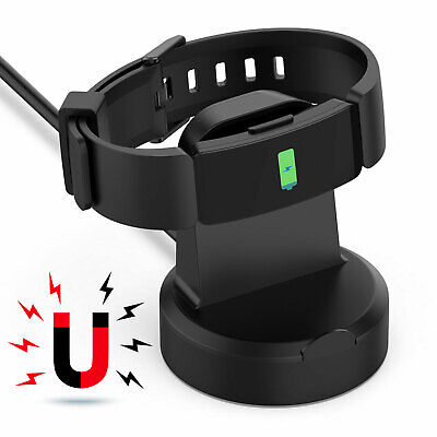 For Fitbit Inspire/Inspire HR Charger Cradle Charging Stand Replacement Dock USB