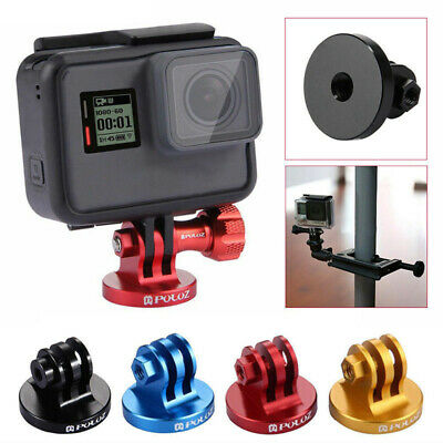For GoPro HERO 6 5 4 3 2 1 Tripod Mount Camcorder Adapter Camera Replace New