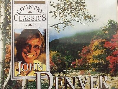JOHN DENVER - Country Classics 3 x CD 1996 Readers Digest AS NEW! 3CD