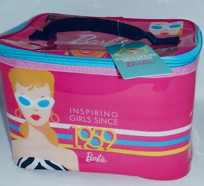 2019 Barbie 60th Anniversary Cosmetic Bag