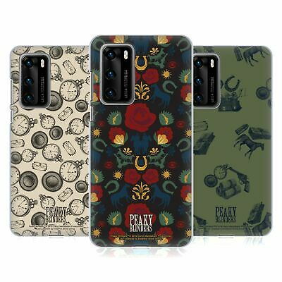 Official Peaky Blinders Patterns Hard Back Case For Huawei Phones 1