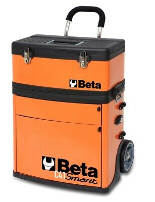 Beta 041000001 C41 S Two-module Tool Trolley