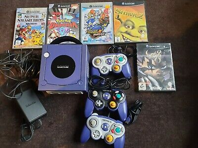 Nintendo Gamecube Bundle with games