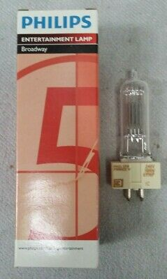 Philips entertainment lamp broadway 1000W 240V GX9,5 6996P FWR-T/19