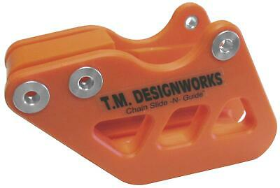 T.m Design Works Factory Edition 1 Rear Chain Guide Rcg-Ktm-Or