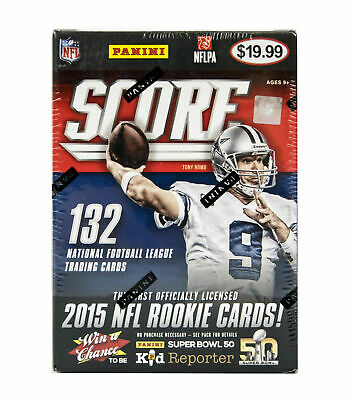 Panini 2019 NFL Donruss Football Value Pack Fat Pack 30 cartas Exclusive OVP