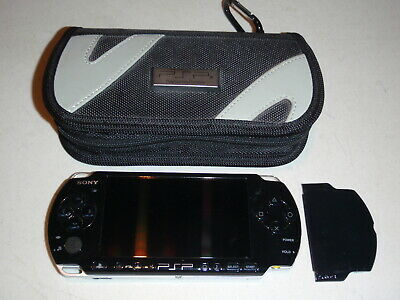 Sony PSP-3001 Handheld System - Piano Black Core System No Memory Card/Charger