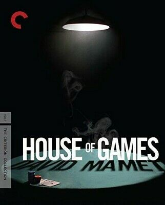 House Of Games (Criterion Collection) [New Blu-ray] Special Ed, Widescreen