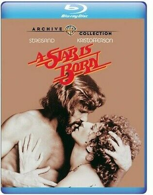 A Star Is Born [New Blu-ray] Manufactured On Demand, Subtitled, Amaray Case