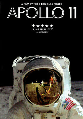 Apollo 11 (2019) DVD