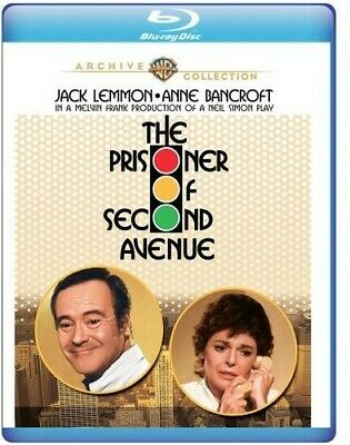 The Prisoner Of Second Avenue [New Blu-ray] Manufactured On Demand, Subtitled,