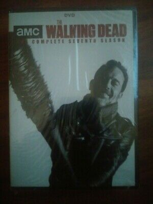 The Walking Dead Complete Seventh Season New Sealed