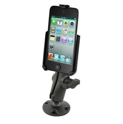 Composite Flat Surface Drill Down Mount Kit fits Apple iPod touch 4th Generation
