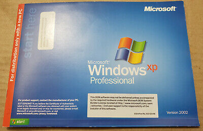 2004 New & Unused windows xp service pack 2 CD 0504 part no. x10-59871 Software