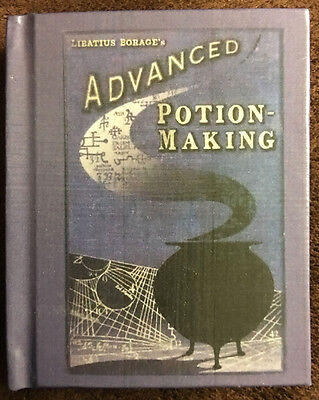 Harry Potter's School Book - Potions **Handcrafted**