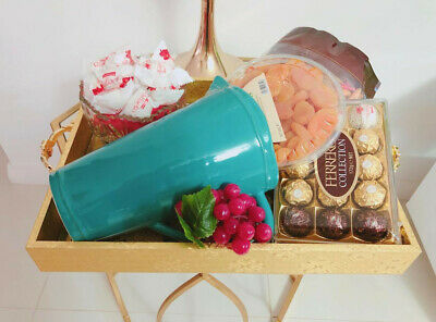 Edible Gift Box Chocolate Hamper Birthday Mother's Day Baby Shower House Warming