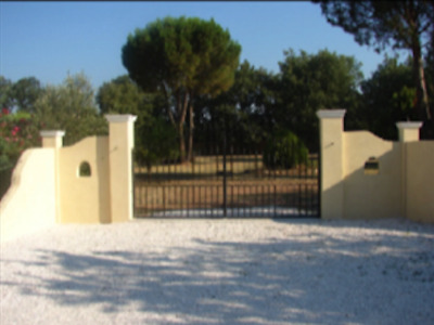 South Of France Building Plot For Sale With Permits/Planning Permission