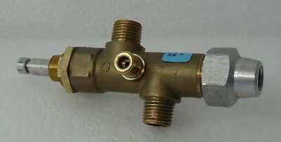 RAYBURN Flame Failure concentric Valve for Gas  Rayburn 208G & 208L R5193