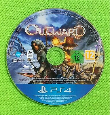 Outward Ps4 (Disk Only)
