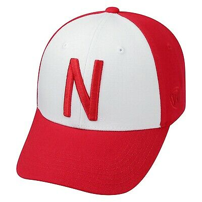 more photos 279ce b6851 (One Size Fits Most, Nebraska Cornhuskers) - Top of the World NCAA-