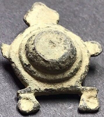 Rare - Ancient Imperial Roman Legionary Fibula Type Brooch. 2nd Century.