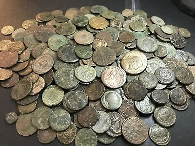 Lot Of 5 X Mixed Ancient Roman Imperial Coins. 5 Coins Per Buy.
