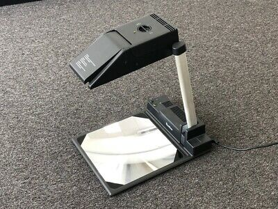 Geha Portable Overhead Projector / OHP In Working Order