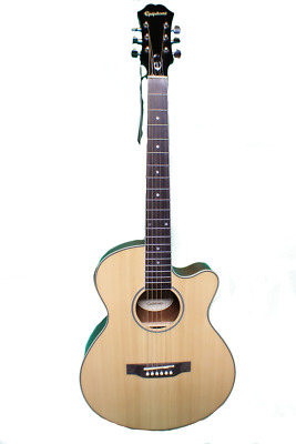 Epiphone - PR-4E Acoustic/Electric Guitar Player Package