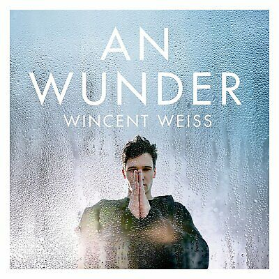 Wincent Weiss - An Wunder   Cd Single New