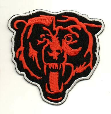 NFL Chicago Bears Sport P681 Embroidered Iron on Patch High Quality Badge New