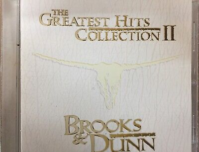 BROOKS & DUNN - Greatest Hits Collection II (Vol 2) CD 2004 Arista Exc Cond!