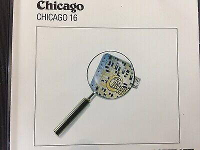 CHICAGO - 16 (1982) CD EMI Australia Excellent Condition! Disctronics