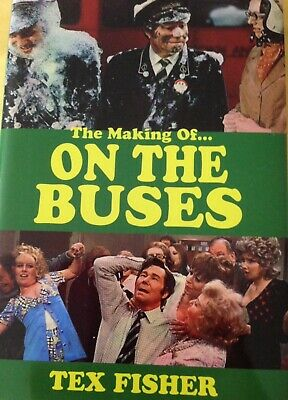 I 'Ate You Butler! - The Making of On the Buses.  New hardback Book