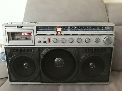 Boombox Vintage  D 8444 Power Player