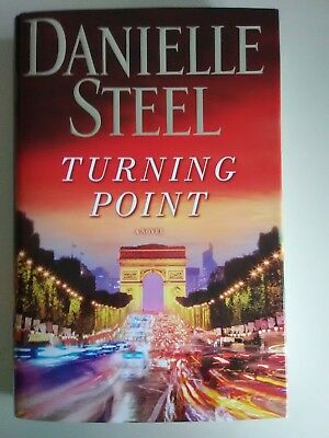 Turning Point by Danielle Steel - NEW hardcover (2019)