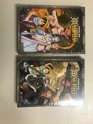 ONE PIECE: SEASON 2 - Fourth Voyage (DVD, 2009, 2-Disc Set) NEW