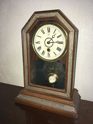 Antique Junghans Mantle Clock