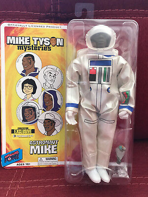 Mike Tyson Mysteries Astronaut Mike figure 02139