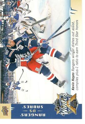 2018-19 Upper Deck  Serie 1 Ud Oversized  Winter Classic # Wc-3 Kevin Hayes