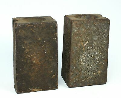 8 Day Weight Driven American Clock Weights (Pair) - Dh572