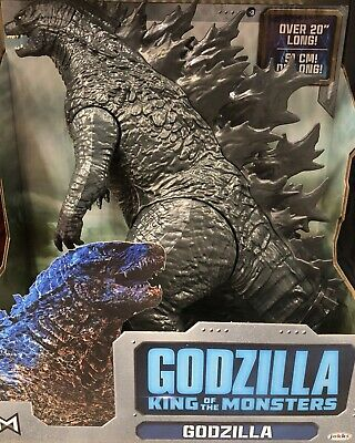Jakks Pacific  Godzilla 2019 Movie King Of The Monsters Action Figure